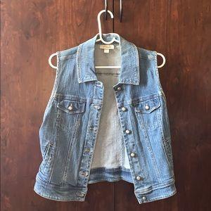 151c9a3230d Dress Barn Jean Jackets for Women | Poshmark